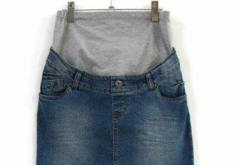 Переделать юбку для беременной