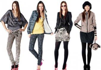 Модний одяг для підлітків-дівчаток на кожен день - про вагітність від А до Я b1e05bb354c55