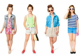 c26c471be32eef Модний літній одяг для дівчаток 10 років - про вагітність від А до Я