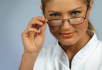 Очки для чтения если зрение 1