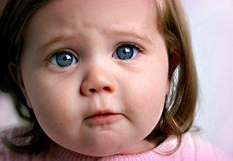 Травма глаза у ребенка