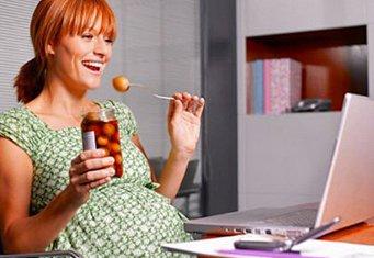 как похудеть беременной форум
