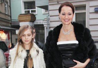 Красивые дети российских звезд
