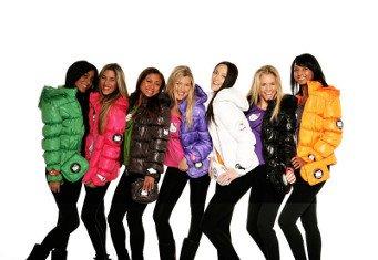 Модная одежда для подростков-девочек