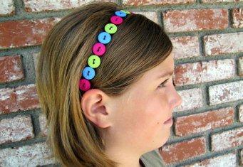 Как можно сделать распущенные волосы в школу