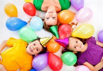 День рождения поздравления для детей