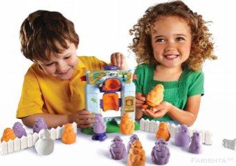 Ребенку игрушки для детей 5 лет