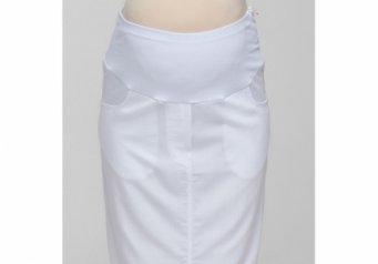 Как скроить юбку для беременных своими руками 97