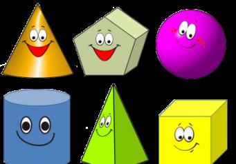 Картинки Геометрические Фигуры Для Самых Маленьких