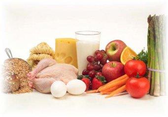 рацион питания ребенка в год меню рецепты