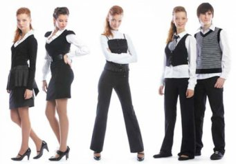 Одежда для школы для девушек
