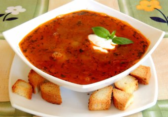 рецепт супа во время грудного вскармливания