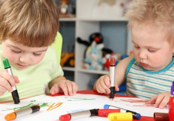как знакомить детей с вещами