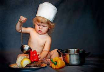 рецепты первых блюд для годовалого ребенка