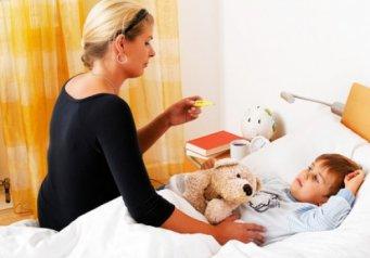 Спастические боли в животе детей