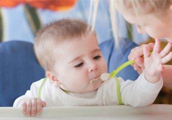 прикорм для детей с 6 месяцев