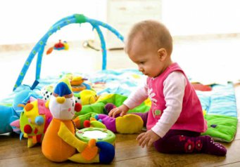 знакомство с ребенком 1 7 месяцев