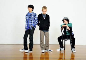Одежда для мальчиков стильная