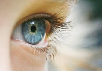 Серые глаза у ребенка 40