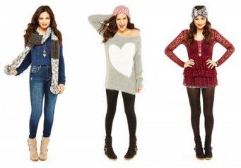Fashion for teenage girls