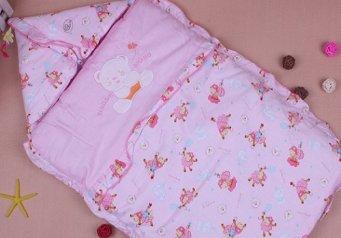 Сшить уголок для одеяла
