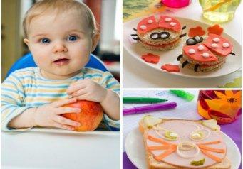 слой сделан когда дети начинают жевать пищу Как сочетается