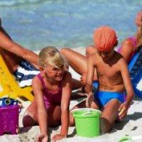Идеальная страна для отдыха с детьми