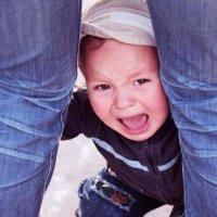 Как реагировать на капризы годовалого ребенка