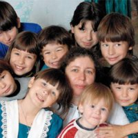 Многодетная мать: выход на пенсию