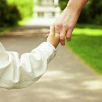 Развод с годовалым ребенком