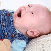 ребенку 5 месяцев похудела